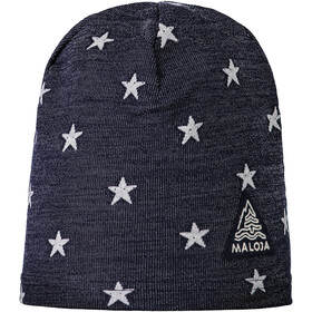 Maloja AndeerM. Bonnet, mountain lake stars